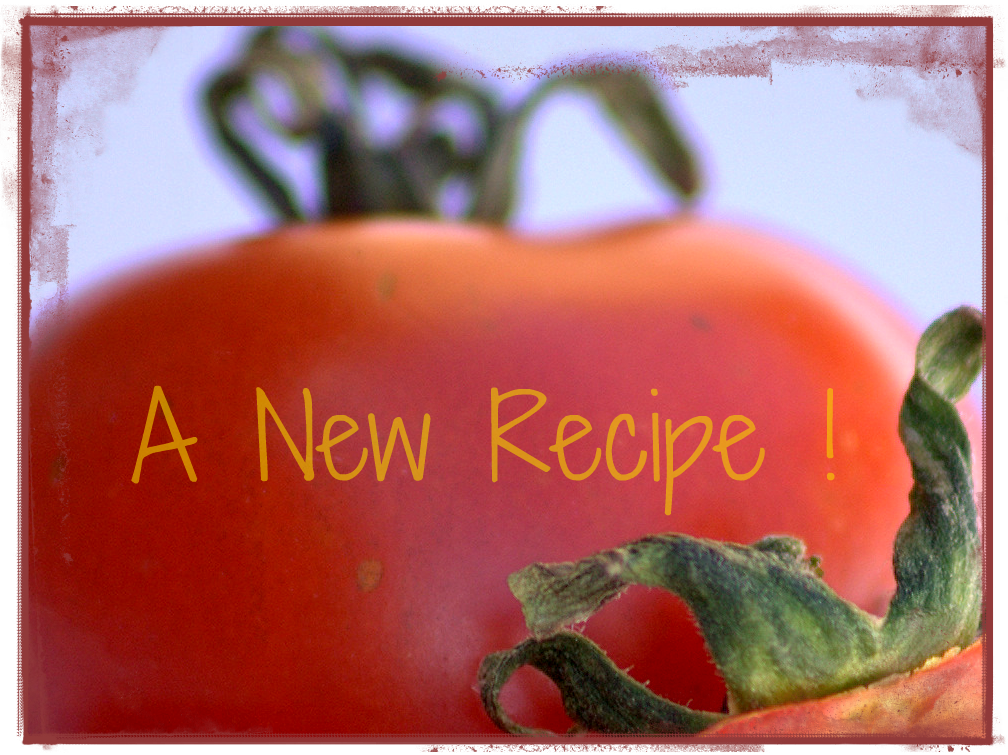 a new recipe box