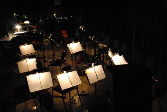 orchestraPit