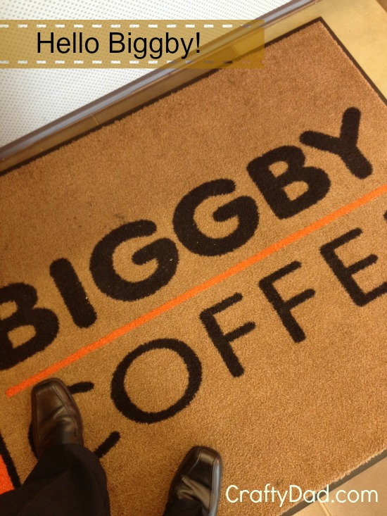 biggby coffee rug