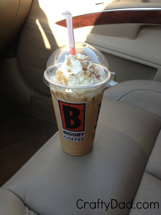 carmel marvel latte