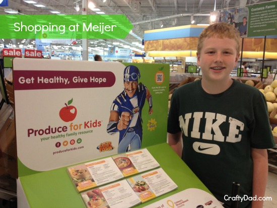 Matt at Meijer