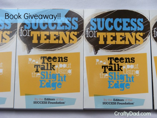 Success for Teens Giveaway