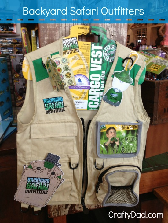 Cargo Vest at Bass Pro Shop