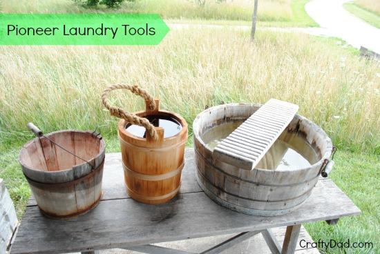 Pioneer Laundry Tools