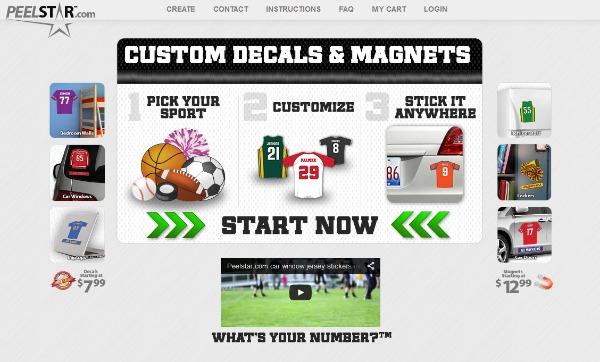 PeelStar Home Page 600