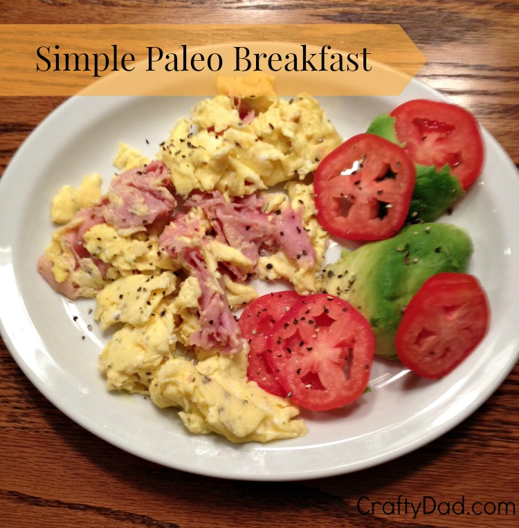 simple paleo breakfast