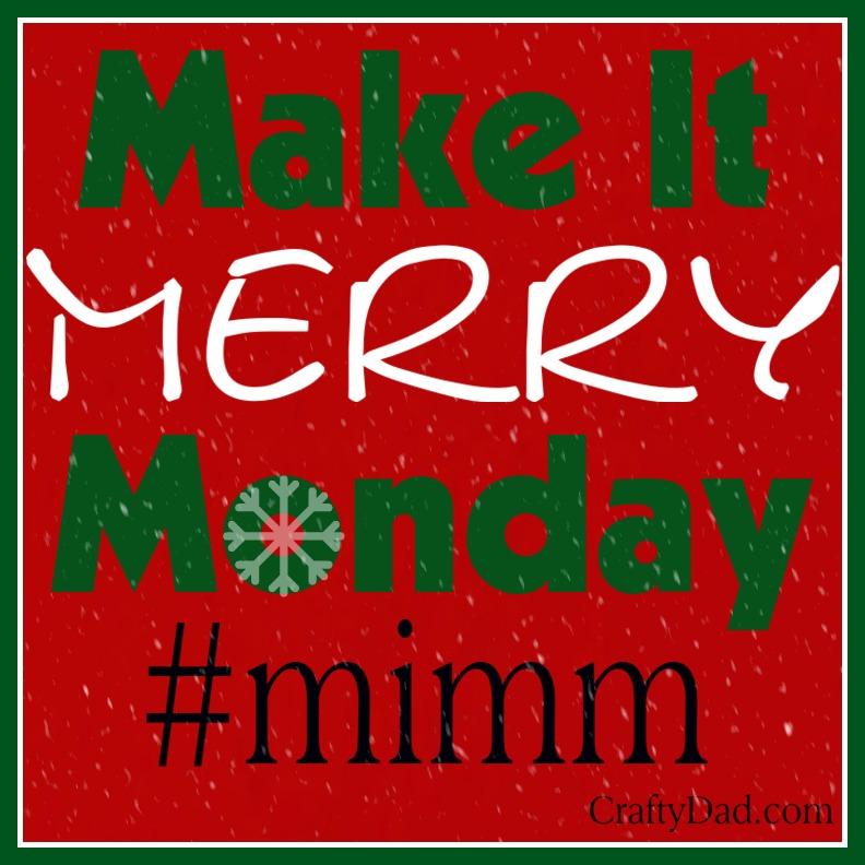 make it merry monday