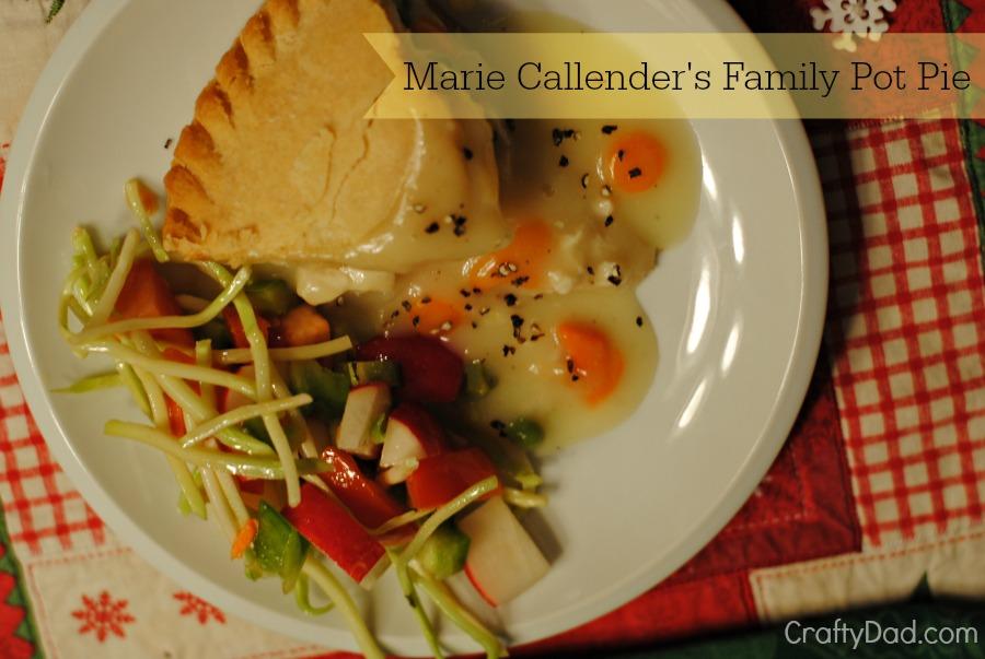Maire Callender's Family Pot Pie