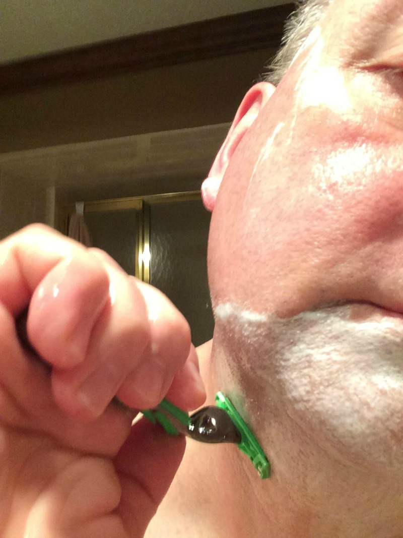 ShavingNeck